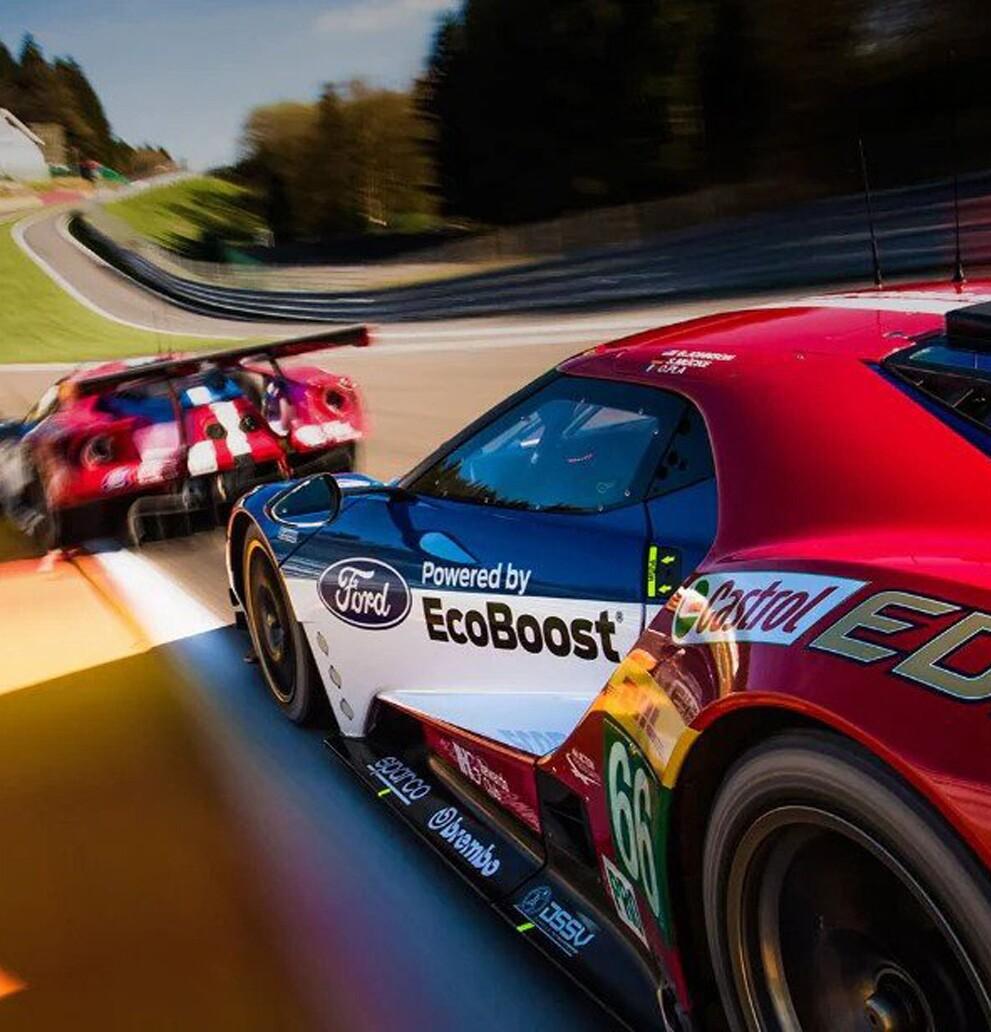 Το Ford GT ξανά νικητής στο Le Mans